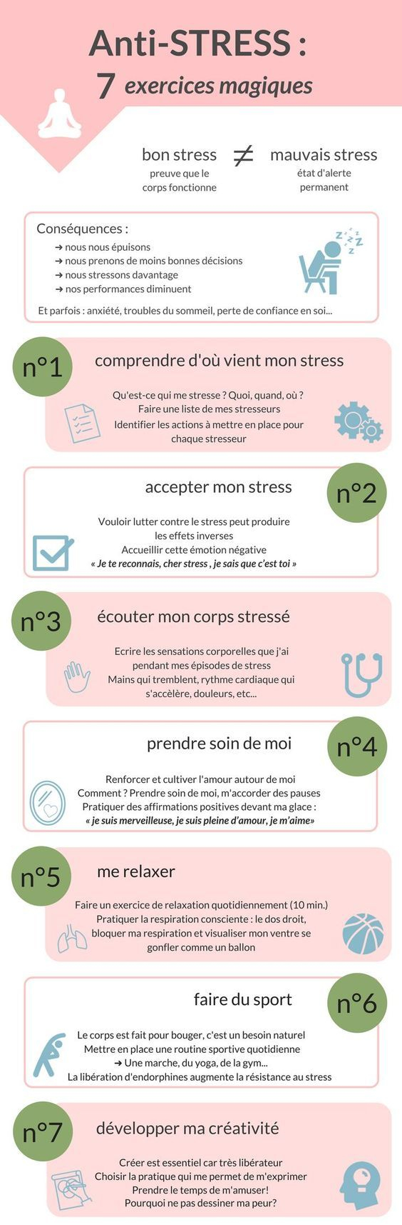 Comment Gerer Son Stress En Reunion / Stress Et Vertiges